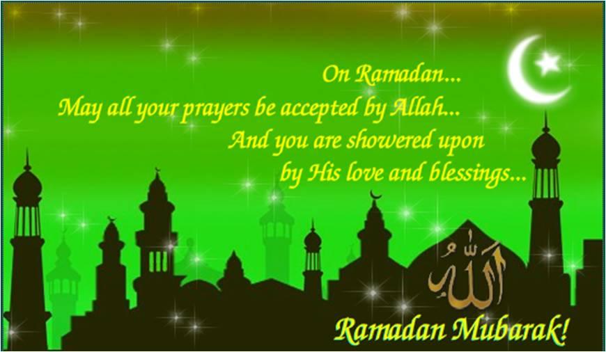 Ramadan Mubarak 2018 Images for Whatsapp & Facebook