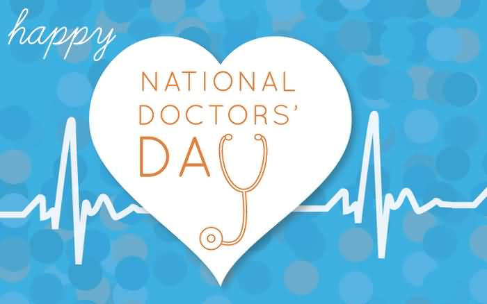 Doctors Day 2017 Greeting Card