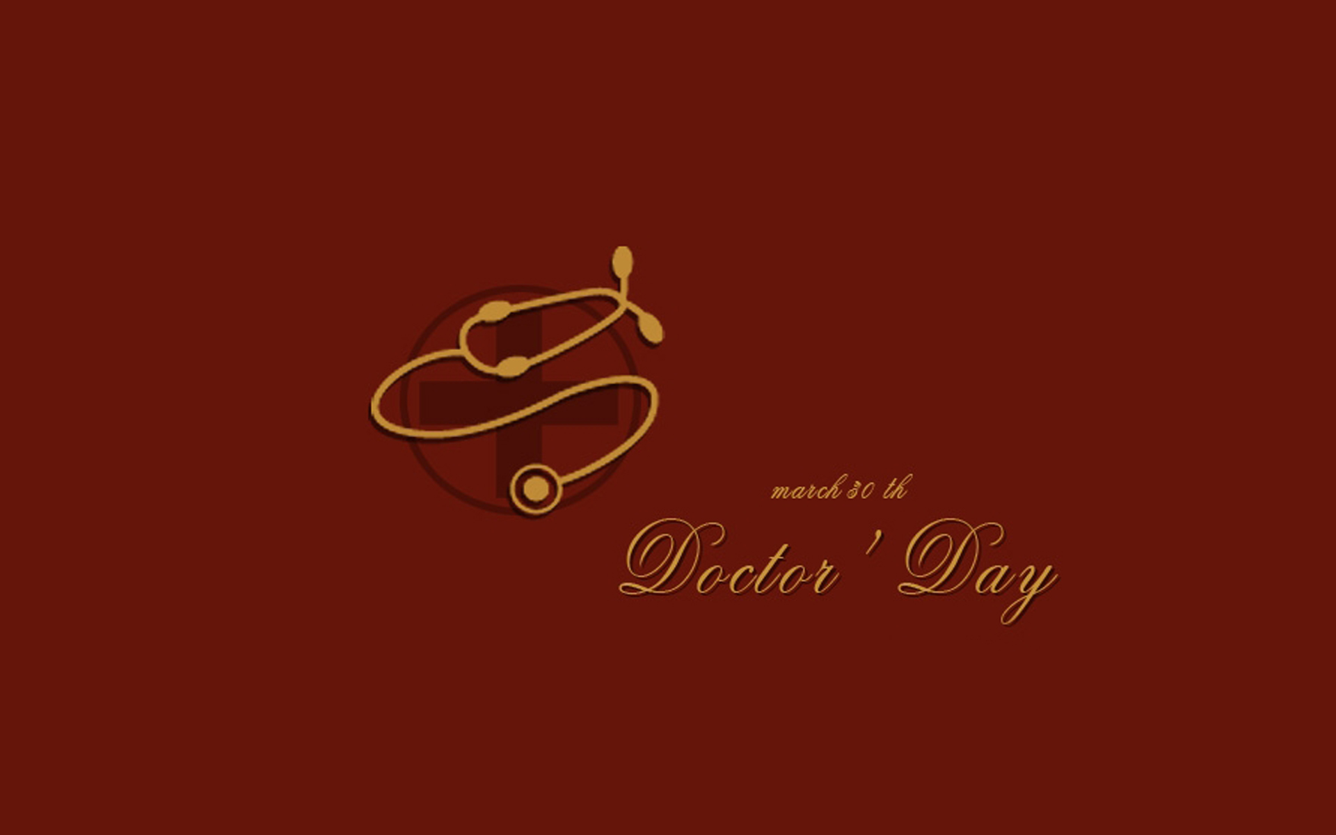 Doctors Day 2018 Wallpaper