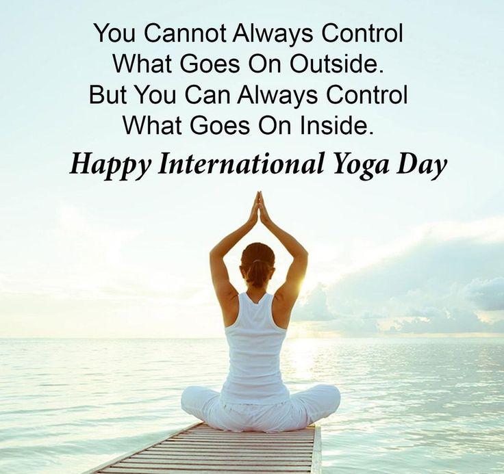 International Yoga Day 2017 Whatsapp DP