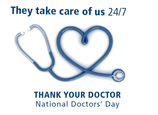 National Doctors Day 2018 Image free download