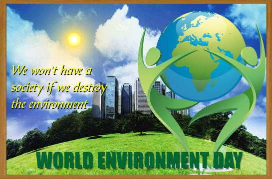 World Environment Day 2017 Animated GIF