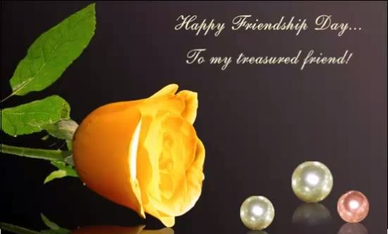Best Friend Forever Greeting Card for Friendship Day