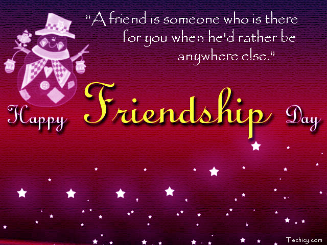 Friendship Day 2019 Greeting Card for Best Friends