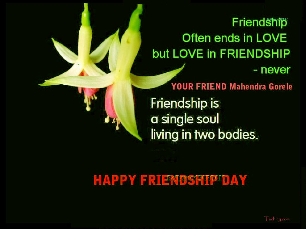 Friendship Day 2019 Greeting Card for GF
