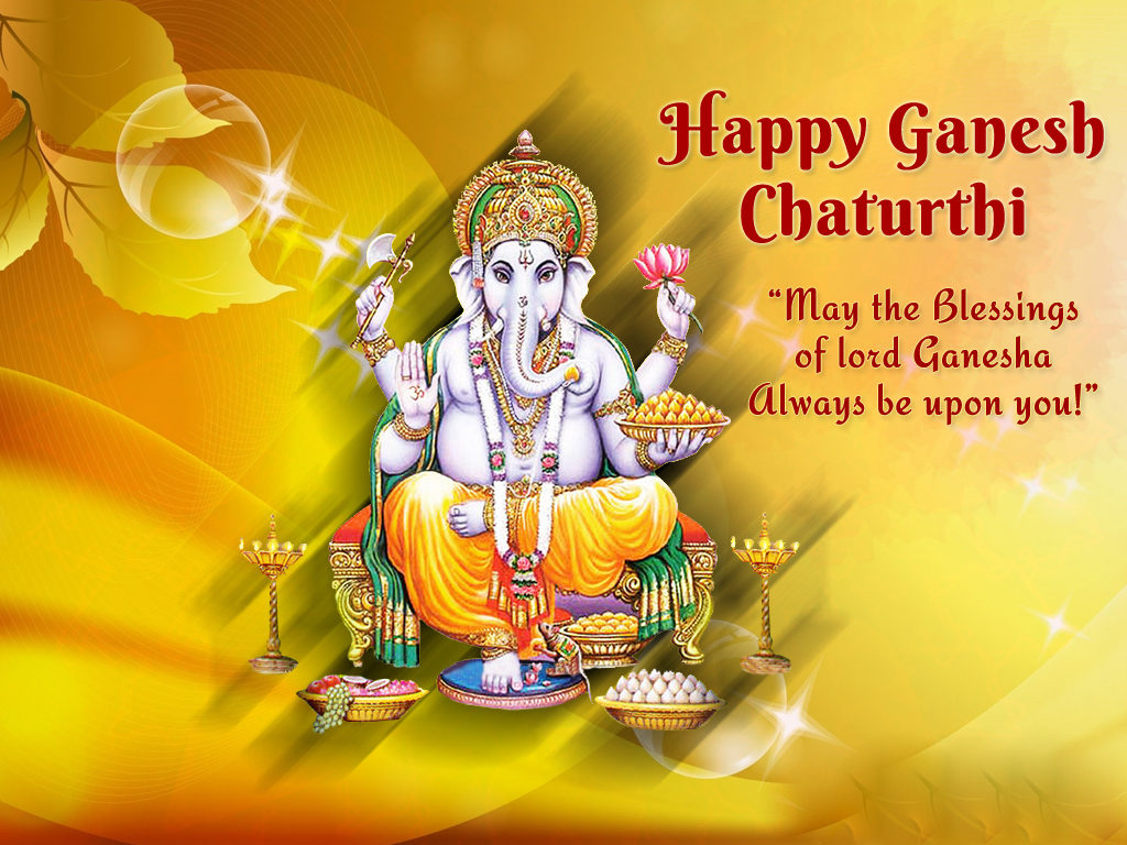 Ganesh Chaturthi 2018 Image for Facebook