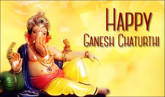 Ganesh Chaturthi 2018 Image for Whatsapp