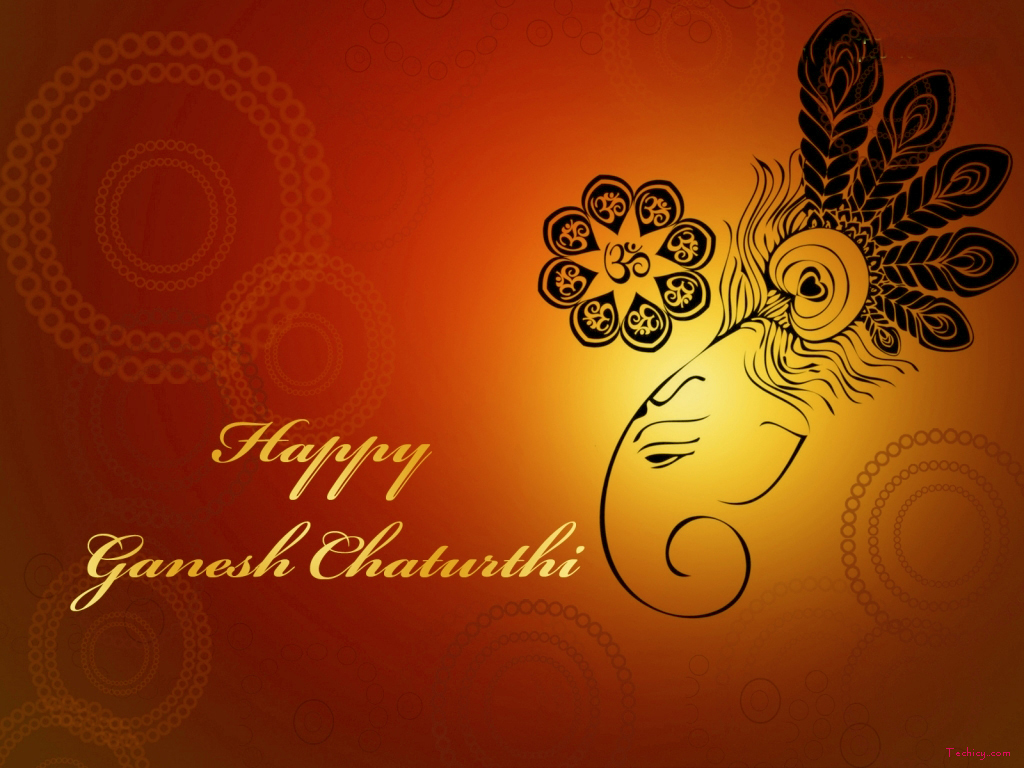 Ganesh Chaturthi 2018 Wallpaper for Laptop