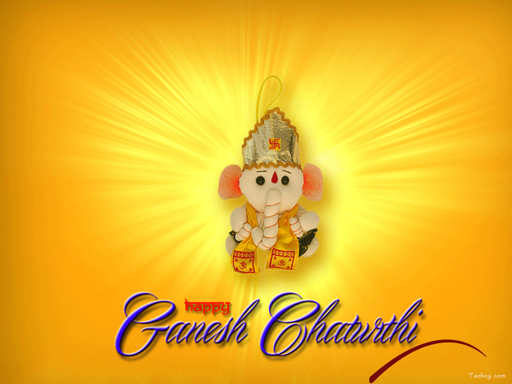 Ganesh Chaturthi 2018 Wallpaper free download