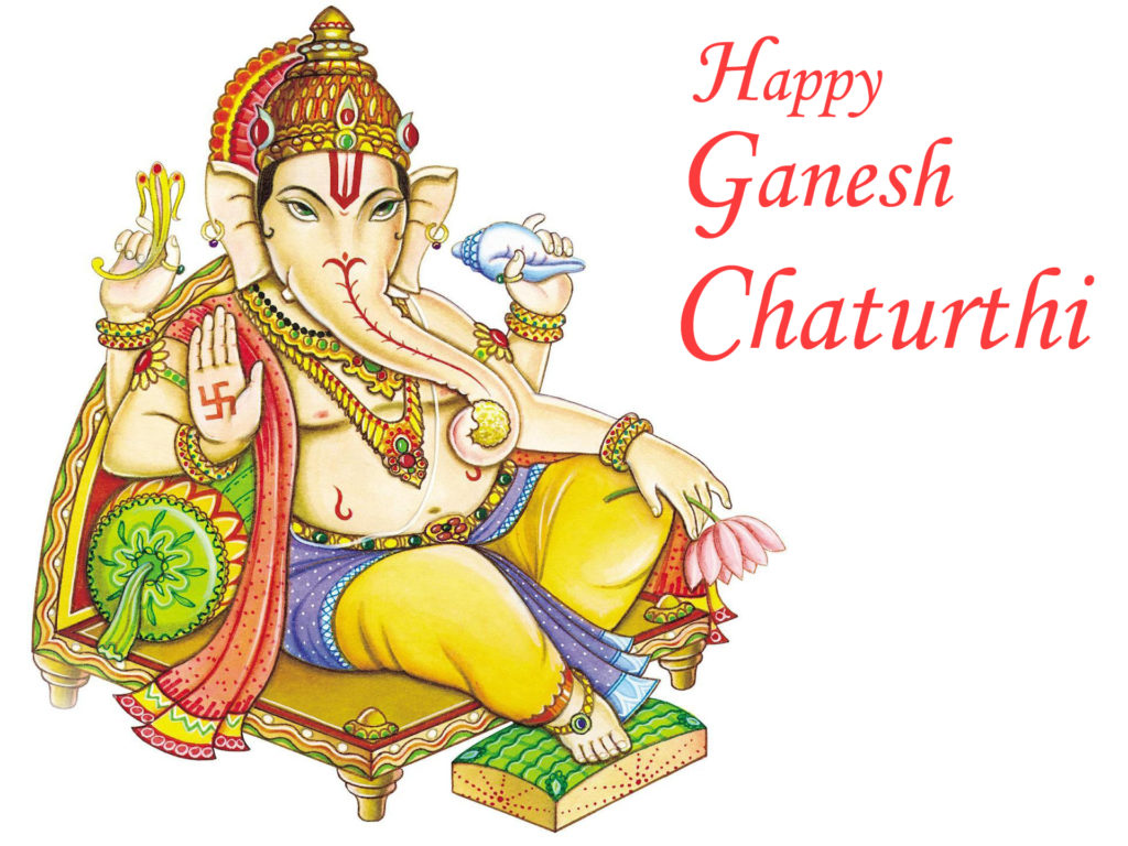 Ganesh Chaturthi Image for Facebook