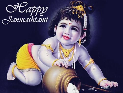Happy Janmashtami 2019 Image
