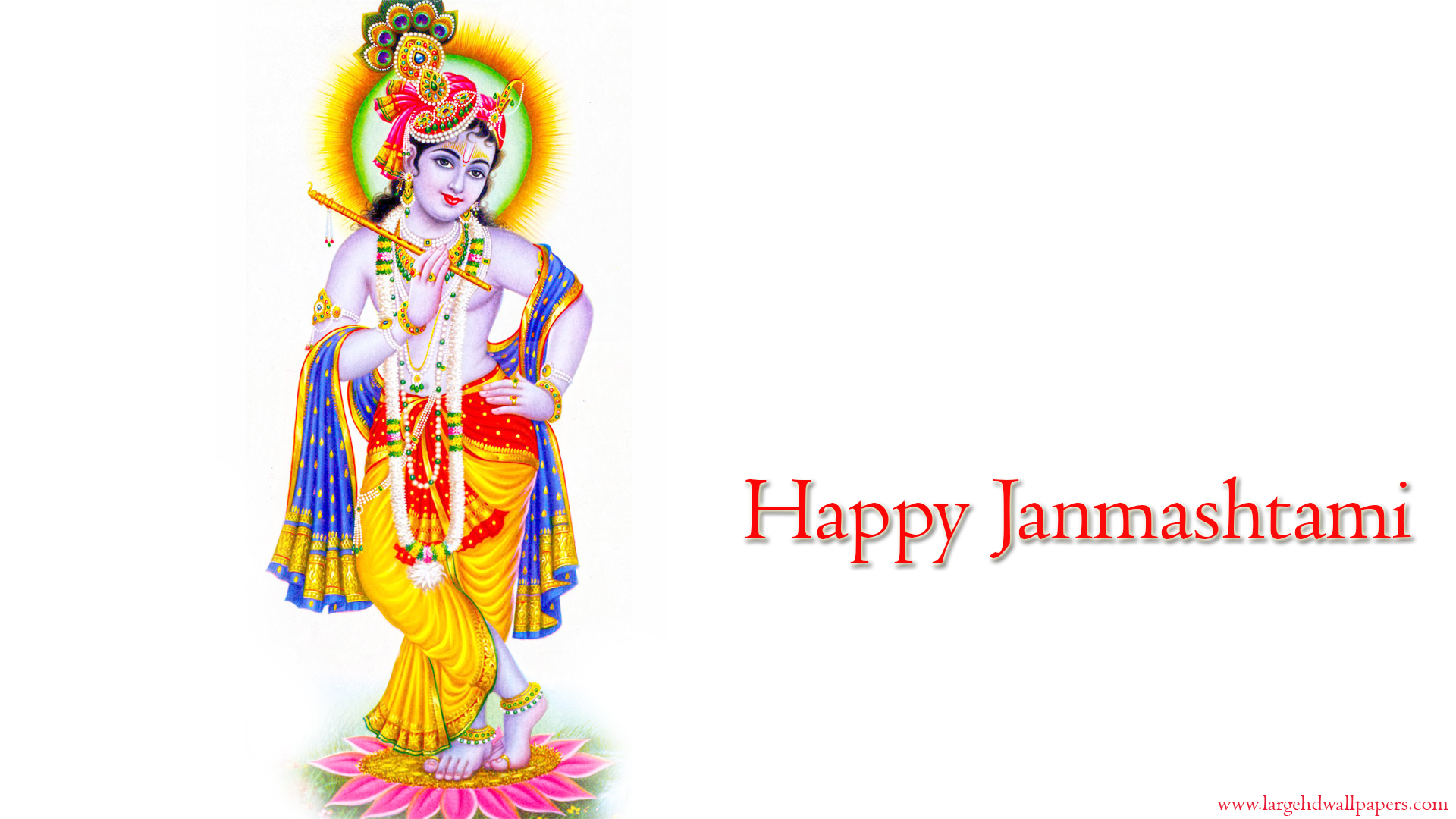 Happy Janmashtami 2019 Wallpapers
