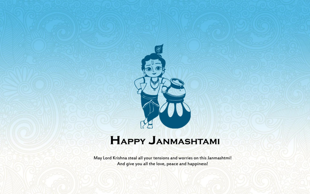 Happy Janmashtami 2019 Whatsapp DP