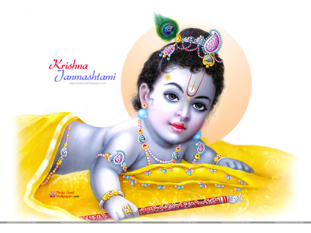 Happy Janmashtami Whatsapp DP