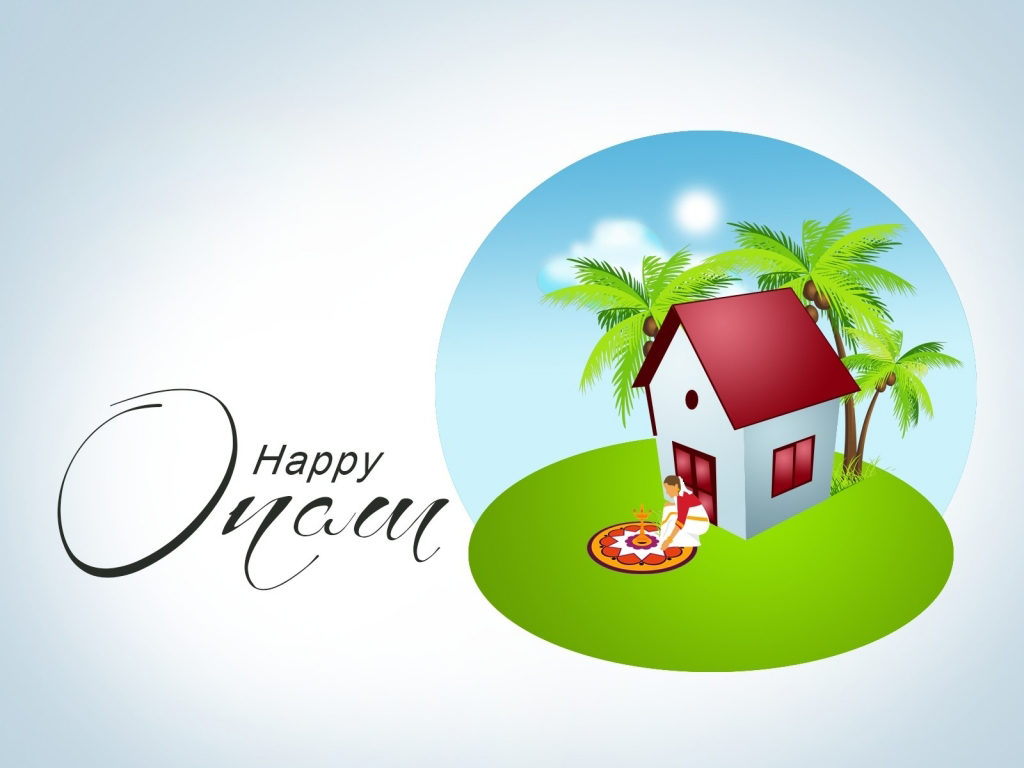 Happy Onam 2019 HD Image