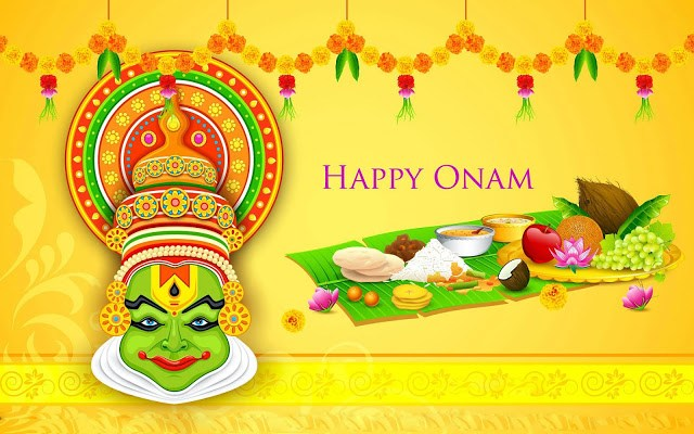 Happy Onam 2019 Image for Facebook