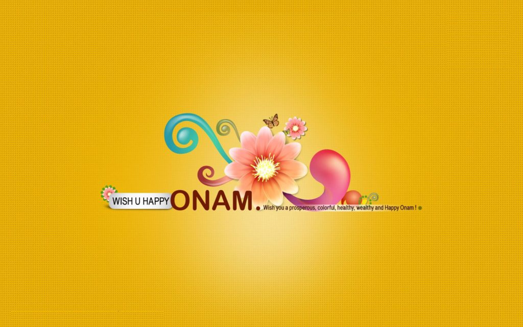 Happy Onam 2019 Image free download