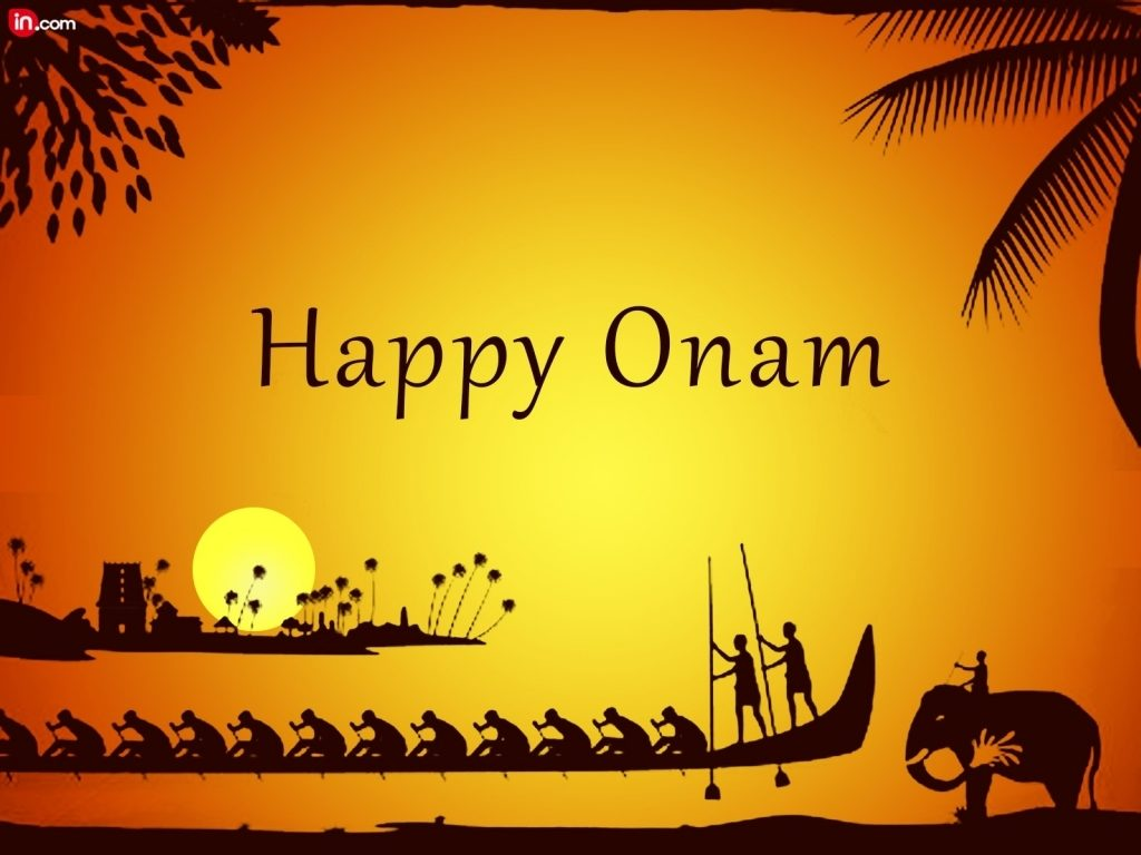 Happy Onam 2019 Images