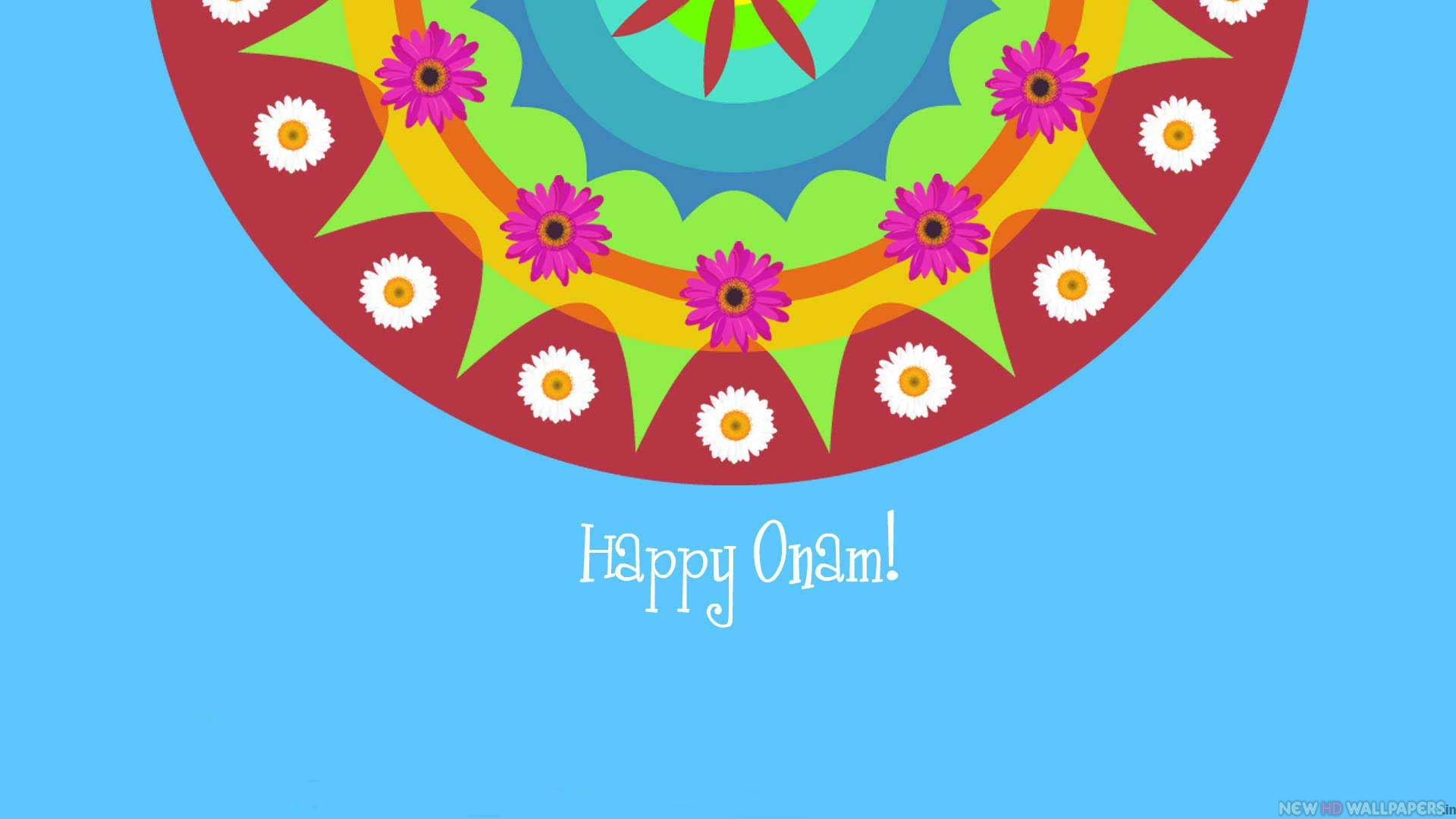 Happy Onam Wallpaper free download