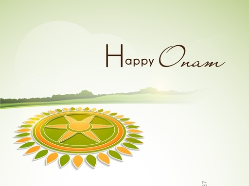 Happy Onam Whatsapp Profile