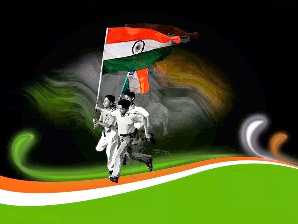 Indian Flag 2017