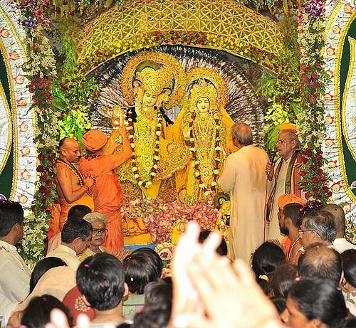 Krishna Janmashtami 2017 Live Mathura Picture