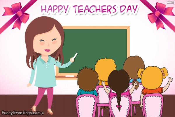 Teacher's Day 2019 HD Photos