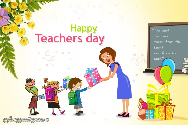 Teachers Day 2019 Image for Whatsapp