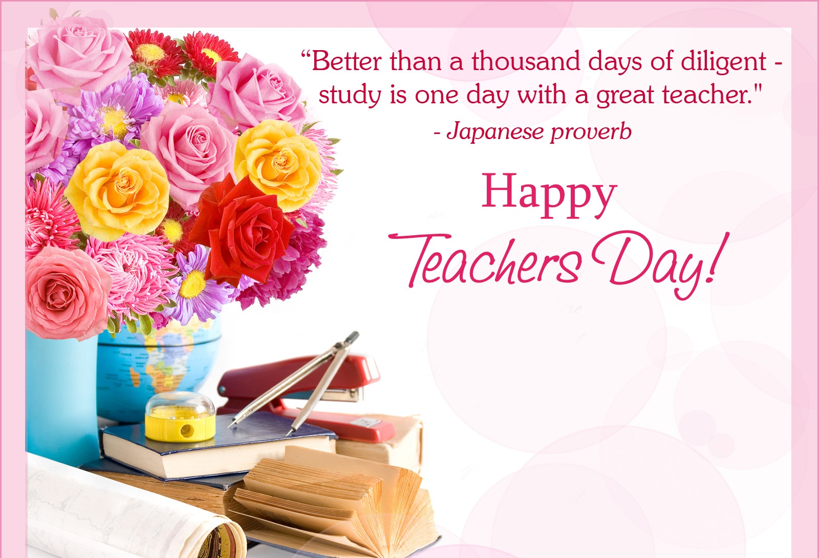Teachers Day 2019 Image