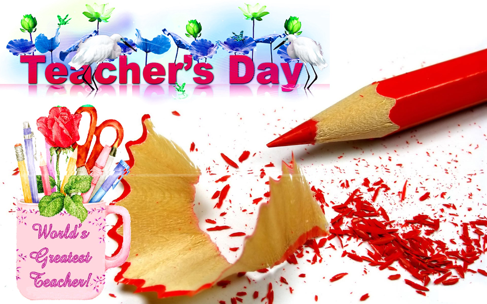 Teacher's Day 2019 Wallpapers