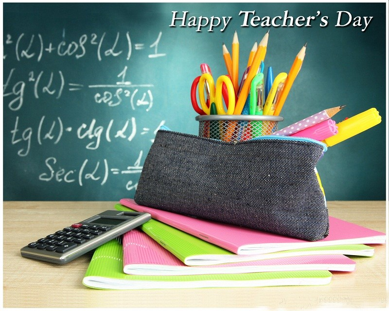 Teacher's Day Wallpaper free download