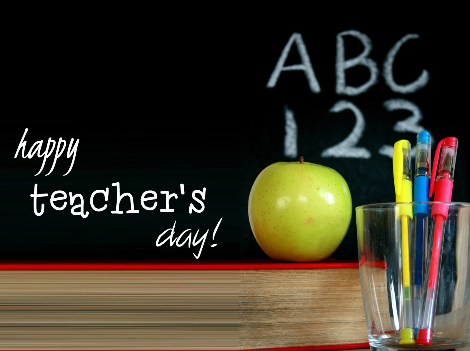 Teacher's Day Wallpaper