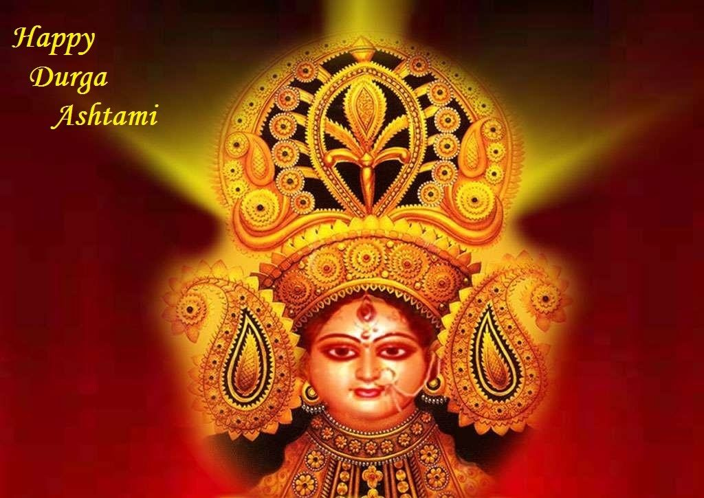 Durga Ashtami 2018 Image for FB