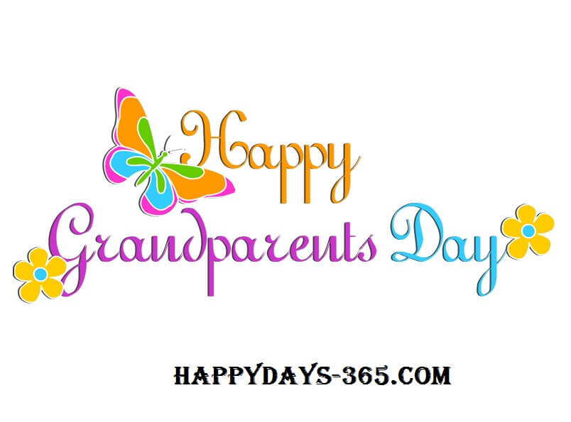 Grandparents Day 2017 Image for Whatsapp
