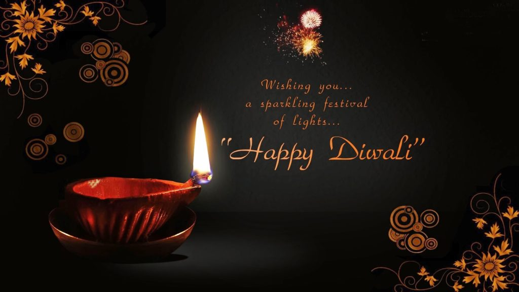 Happy Deepavali 2018 Wallpaper