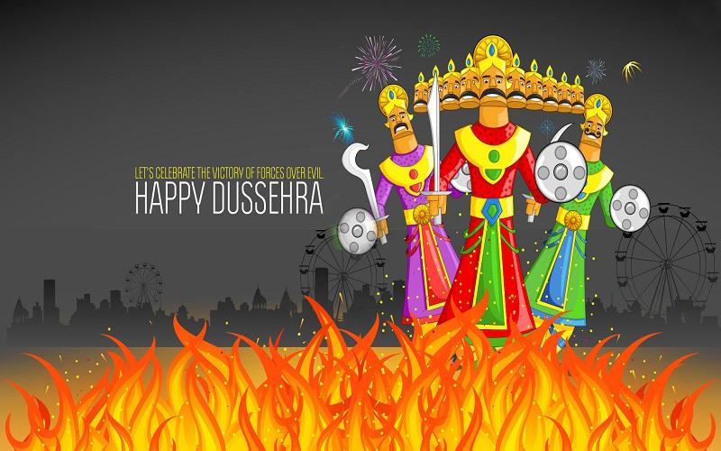 Happy Dussehra 2018 HD Photos
