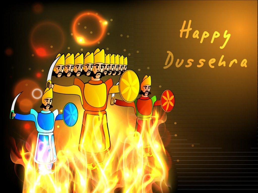 Happy Dussehra 2018 Image