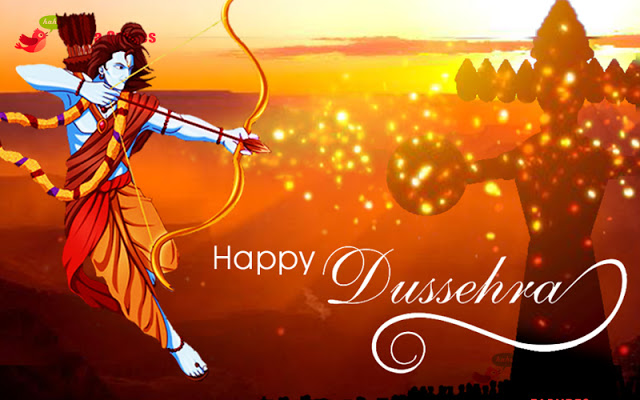 Happy Dussehra 2018 Image for Whatsapp