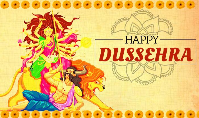 Happy Dussehra 2018 Photos