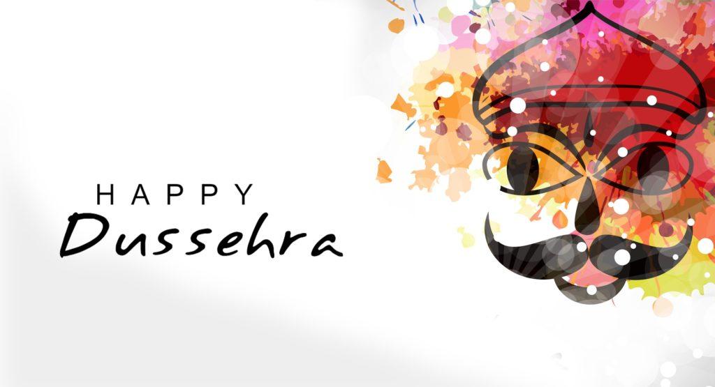 Happy Dussehra 2018 Wallpaper