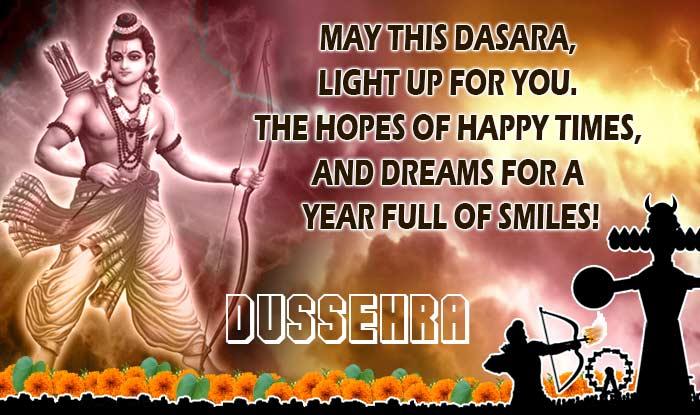 Happy Dussehra 2018 Wallpapers