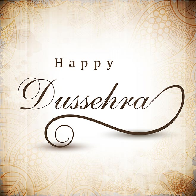 Happy Dussehra Whatsapp DP