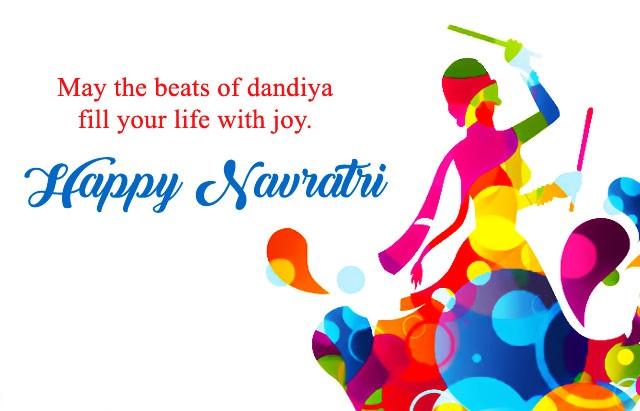 Happy Navratri Whatsapp Status