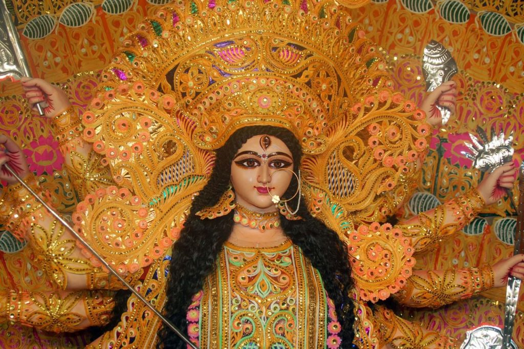 Maa Durga Puja Images Gif Wallpapers Photos Pics For Whatsapp