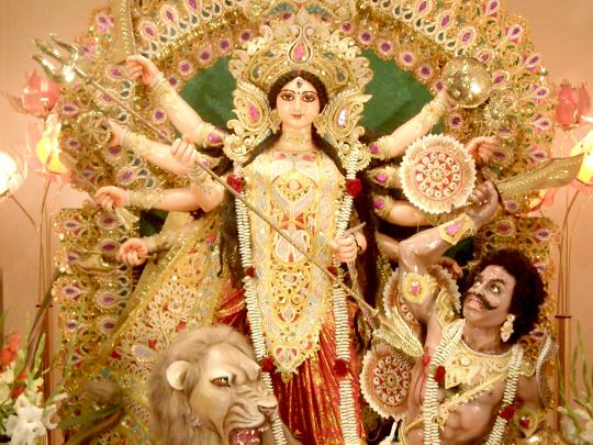 Maa Durga Puja 2017 HD Pics