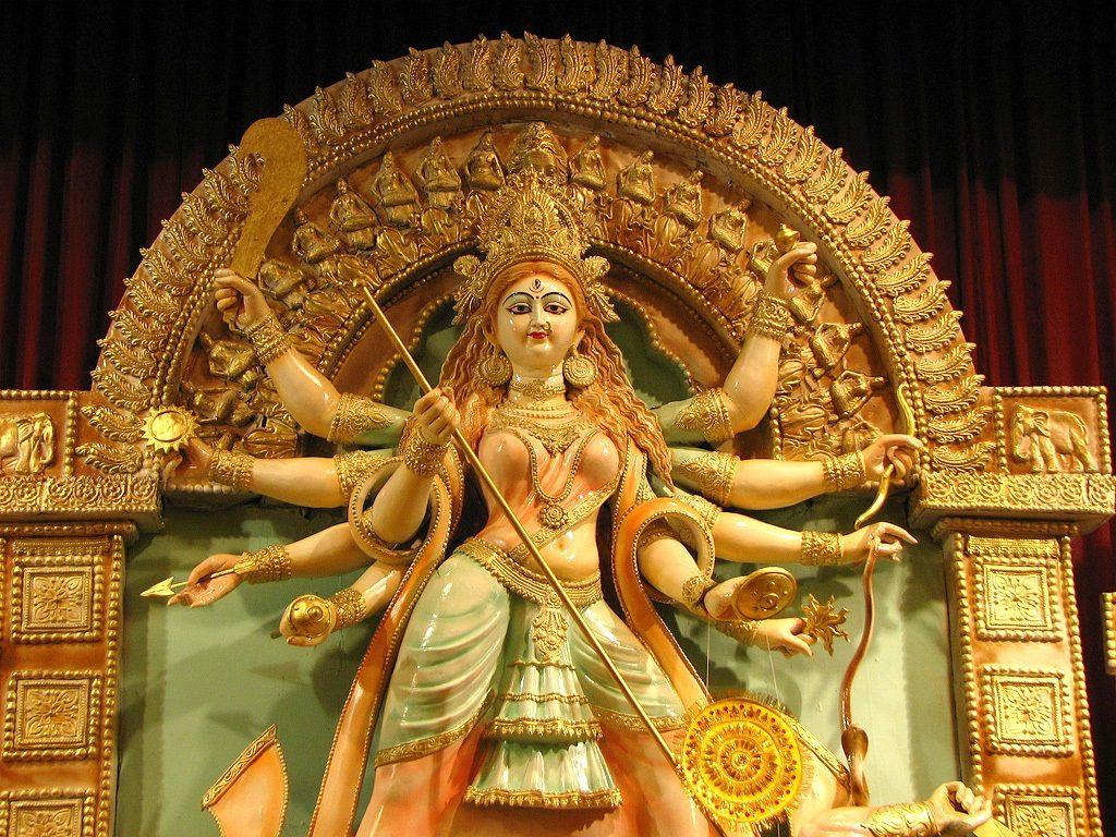 Maa Durga Puja 2019 Image