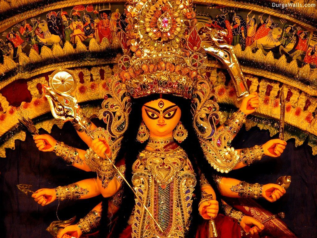 Maa Durga Puja 2019 Wallpaper