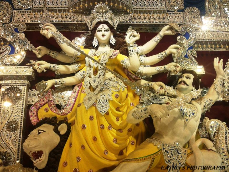 Maa Durga Puja 2017 Whatsapp Profile