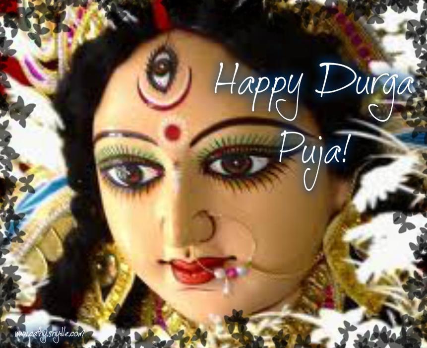 Maa Durga Puja Whatsapp DP