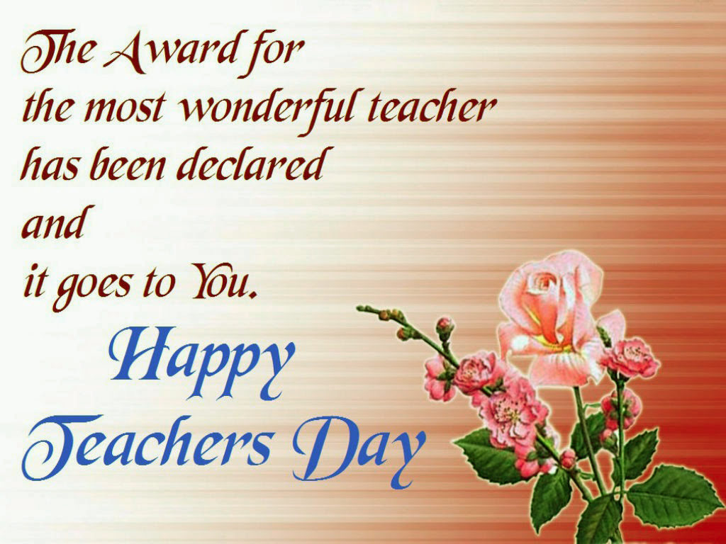 Teachers day greeting card gift cards for 5th september 2017 teachers day greeting card kristyandbryce Choice Image